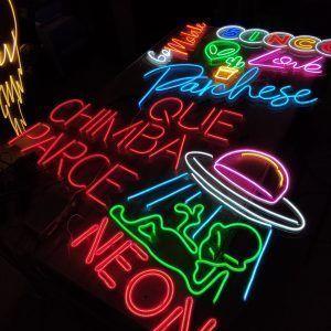 aviso neon