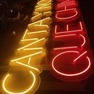 neonflex para bar